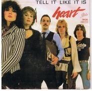 Heart - Tell It Like It is