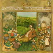Hector Berlioz , Philharmonia Orchestra Conducted By André Cluytens - Symphonie Fantastique