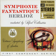 Hector Berlioz Conducted By Alfred Wallenstein , Virtuoso Symphony Of London - Symphonie Fantastique