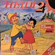 Heidi - Heidi 2, Heidi Bij Op Berg Op De Alpenweide