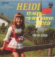 Heidi - Ich Wünsch' Mir Einen Kleinen Teddybär