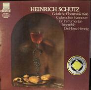 Heinrich Schütz - Geistliche Chormusik 1648