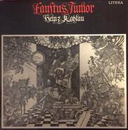 Heinz Kahlau - Faustus Junior