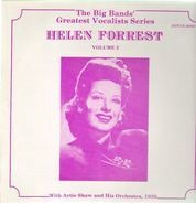 Helen Forrest - The Big Bands' Greatest Vocalists, Vol. 2