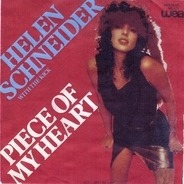 Helen Schneider With The Kick - Piece Of My Heart / The Pro