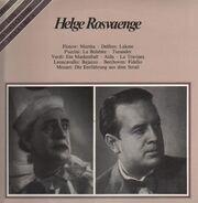 Helge Rosvaenge - Flotow, Puccini, Verdi, Leoncavallo, Mozart