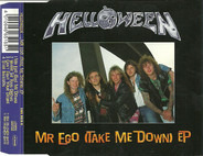 Helloween - Mr Ego (Take Me Down) EP