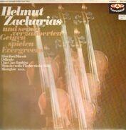 Helmut Zacharias - Und seine verzauberten geigen spielen evergreens
