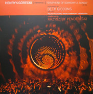 Beth Gibbons / The Polish Radio Symph. Orch. - Henryk Gorecki - Symphony No.3