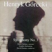 Henryk Mikolaj Gorecki - Symphony No. 3