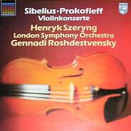 Sibelius / Prokofieff - Violinkonzerte