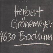 Herbert Groenemeyer - 4630 Bochum