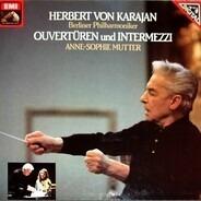 Herbert von Karajan - Anne-Sophie Mutter - Berliner Philharmoniker - Ouvertüren Und Intermezzi