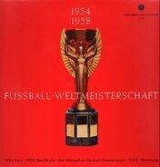 Herbert Zimmermann - Fussball Weltmeisterschaft 1954 -1958