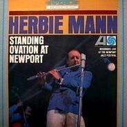 Herbie Mann - Standing Ovation at Newport