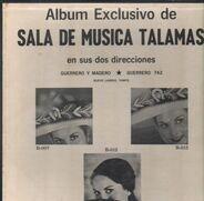 Heriberto Aceves a.o. - Sala De Musica Talamas