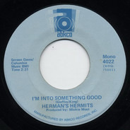 Herman's Hermits - I'm Into Something Good / Can't You Hear My Heartbeat