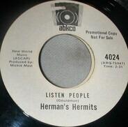 Herman's Hermits - Listen People / Dandy