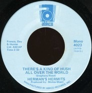 Herman's Hermits - There's A Kind Of Hush All Over The World / Wonderful World