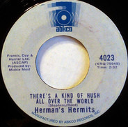 Herman's Hermits - There's A Kind Of Hush / Wonderful World