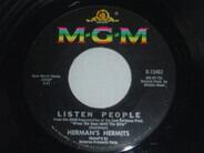 Herman's Hermits - Listen People / Got A Feeling
