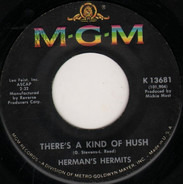 Herman's Hermits - There's A Kind Of Hush / No Milk Today