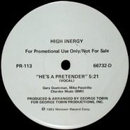 High Inergy - He's A Pretender