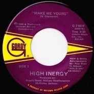 High Inergy - Make Me Yours