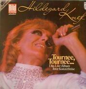 Hildegard Knef - Tournee Tournee