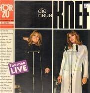 Hildegard Knef - Die Neue Knef - Tournee Live