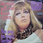 Hildegard Knef - Für Mich Soll's Rote Rosen Regnen