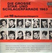 Hildegard Knef, Vico Torriani,.. - Die Grosse Star- Und Schlagerparade 1963