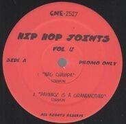 Hip Hop Sampler - Hip Hop Joints Vol.12