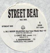 Yvette Michelle a.o. - Street Beat Vol. 005