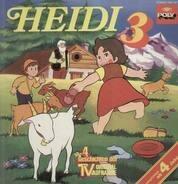 Heidi - Vol. 3 - Vier Geschichten der Original TV Aufnahme