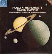 Holst - The Planets,, Simon Rattle, Ambrosian Singers