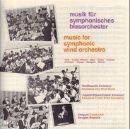 Holst, Williams, Hidas a.o. - Musik für Symphonisches Blasorchester