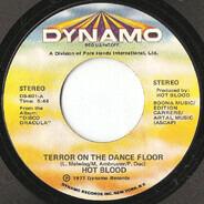 Hot Blood - Terror On The Dance Floor / Soul Dracula