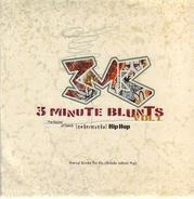 Terrence Parker, DJ Slym Fas, Papa Willie a.o. - 3 Minute Blunts Vol. 1