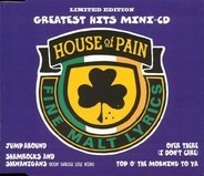 House Of Pain - Greatest Hits Mini-CD