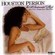 Houston Person - In a Sentimental Mood