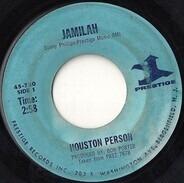 Houston Person - Jamilah / Goodness