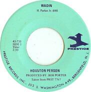Houston Person - Wadin