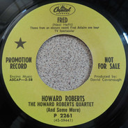 Howard Roberts , The Howard Roberts Quartet - Fred