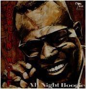Howlin' Wolf - All Night Boogie