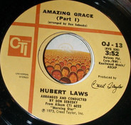 Hubert Laws - Amazing Grace