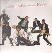 Huey Lewis & The News - Huey Lewis and the News