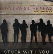 Huey Lewis & The News - Stuck With You