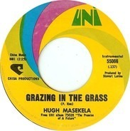Hugh Masekela - Grazing In The Grass / Bajabula Bonke (The Healing Song)