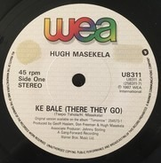 Hugh Masekela - Ke Bale (There They Go)